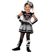 Leg Avenue - C4905501197 - DÉGUISEMENT Pour Enfant - ModÈLE C49055 - Costume Enfant Meneuse De Claques Effrayante - Taille S - N