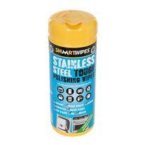 Smaart - Lingettes ultrarésistantes spéciales polissage acier inoxydable - 40