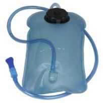 10T - Wb Poche à eau réservoir pour sac à dos Bleu 1.5 L