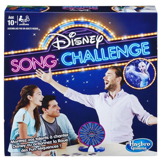 Hasbro Gaming - Disney Song Challenge - E18721010