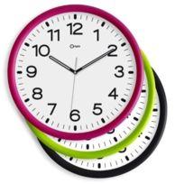 Orium - Modulo Horloge murale 3 façades interchangeables