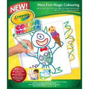 Crayola - Album de dessins Color Wonder