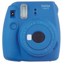 FUJI - Instax Mini 9 bleu cobalt