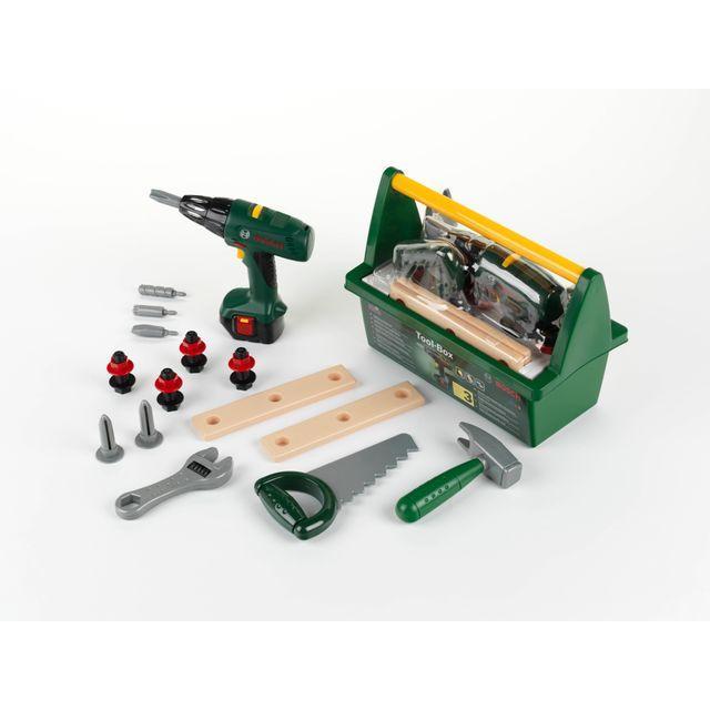 klein caisse outils bosch avec visseuse 8429 pas. Black Bedroom Furniture Sets. Home Design Ideas