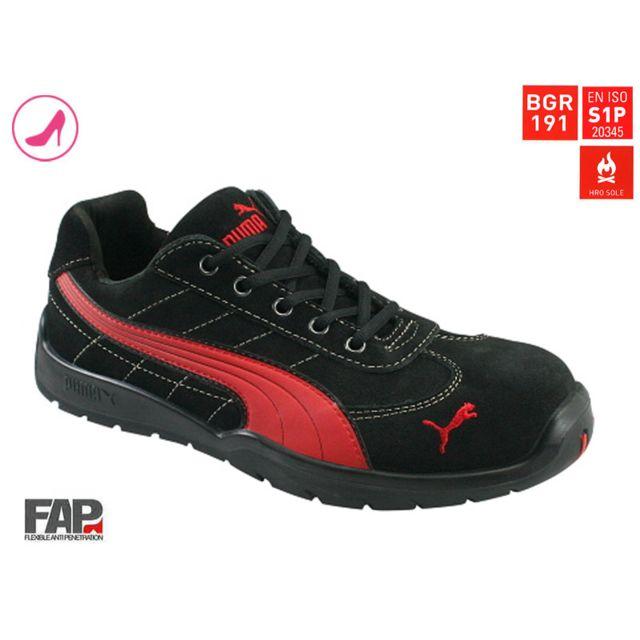 313219b4b669e7 Puma - Chaussures de sécurité 43 Motorsport S1P 64263-43 - pas cher ...