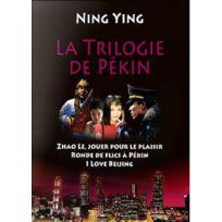 Tamasa Distribution - La Trilogie de Pékin : Zhao Le, jouer pour le plaisir + Ronde de flics à Pékin + I Love Beijing