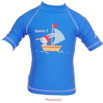 PIWAPEE - Tee-shirt anti-uv lapin moussaillon 24-36 mois