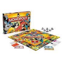 MONOPOLY - Jeux de société DC Comics - 0971