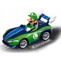 Carrera - Voiture pour circuit Go Mario Kart Wii : Wild Wing et Luigi