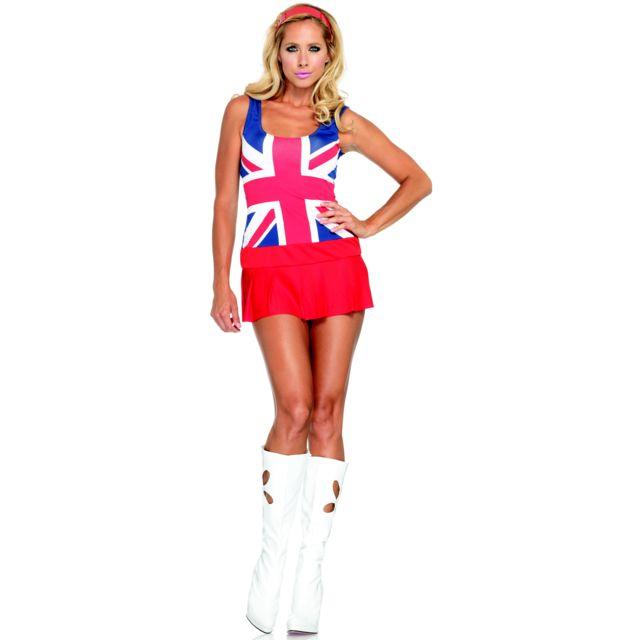 Leg Avenue Costume Belle AnglaiseS - 36/38