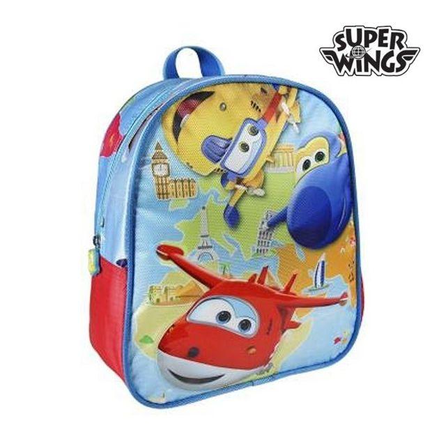 Super Wings Enfants Sac /à Dos