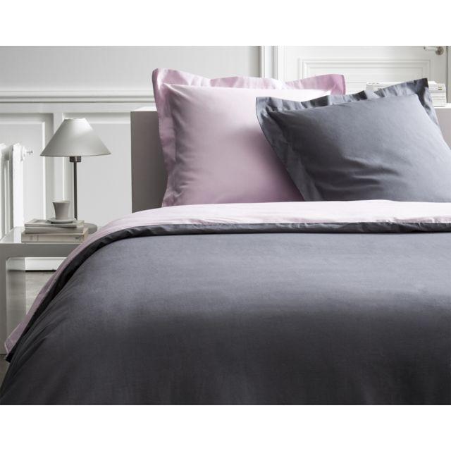 today parure de couette coton peign 78 fils 260x240 premium pas cher achat vente housses. Black Bedroom Furniture Sets. Home Design Ideas