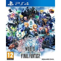 Square Enix - World of Final Fantasy