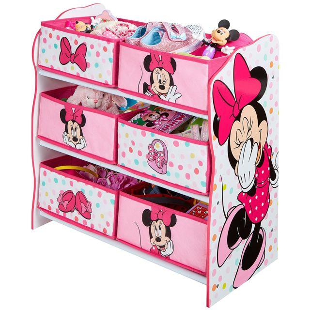 Worlds Apart Disney Minnie Mouse Meuble De Rangement Pas Cher Achat Vente Bibliotheques Vitrines Rueducommerce