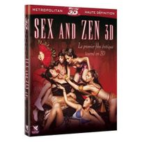 Metro - Sex and Zen : Extreme Ecstasy Blu-Ray 3D