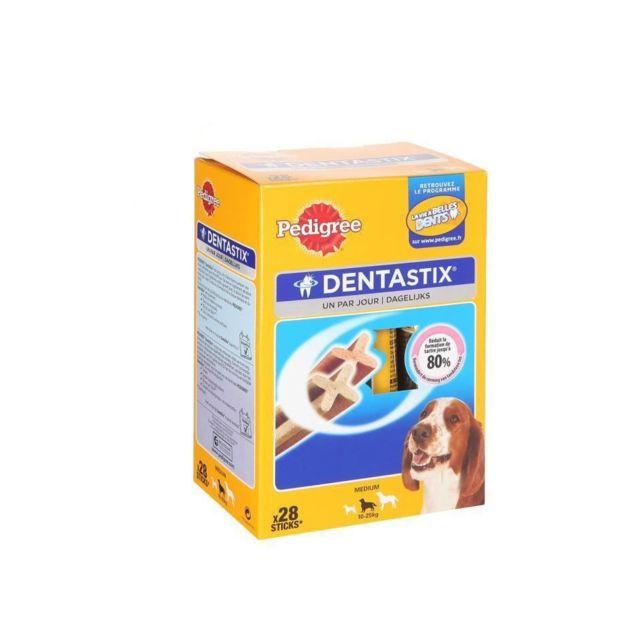 Pedigree Dentastix Bâtonnets - Pour moyens chiens - 720 g x4