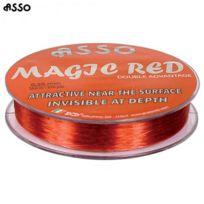 Asso - Nylon De Peche Magic Red 250 M