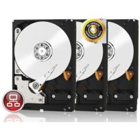 WESTERN DIGITAL - WD Red - 3 x 3 To Pack de 3