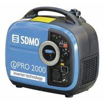 Sdmo - Groupe électrogène portable 2000W Inverter Pro 2000