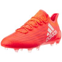 super popular 467e1 dd43d Adidas - X 16.1 Fg Chaussure Homme - Taille 44 2 3 - Rouge