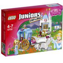 Lego - 10729 Juniors : Le carrosse de Cendrillon