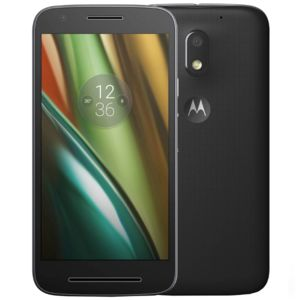 lenovo motorola moto e3 xt1700 negro libre pas cher achat vente smartphone classique n a. Black Bedroom Furniture Sets. Home Design Ideas