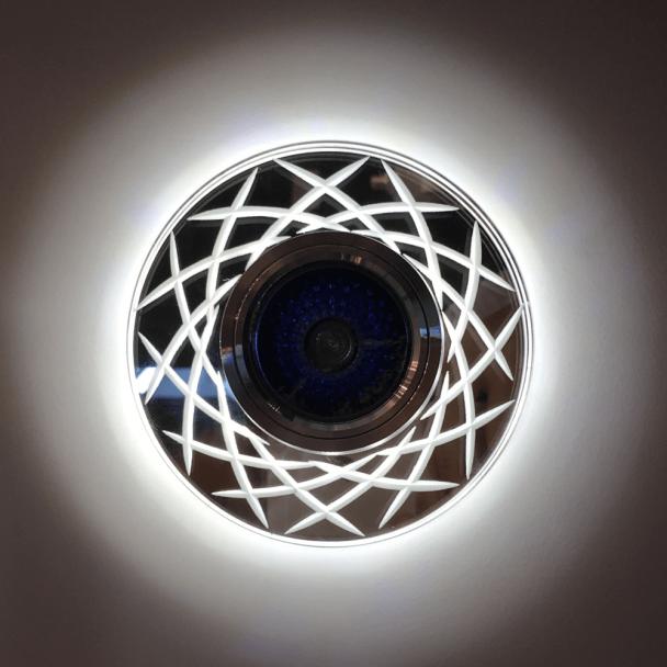 Kosilum Spot double éclairage Gu10 & Led - Noctis
