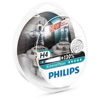 Philips - 2 Ampoules H4 - X-tremeVision +130