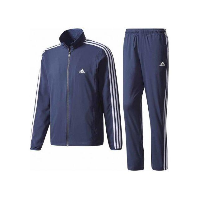 Adidas originals - Survêtement Tracksuit Marine Entrainement Homme Adidas 40f40b586af