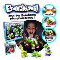 Spin Master - Coffret Bunchems phosphorescent
