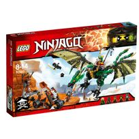Lego - NINJAGO - Le dragon émeraude de Lloyd - 70593