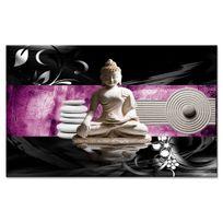 Declina - Vente cadre bouddha d?co zen ?l?gante sur toile imprim?e