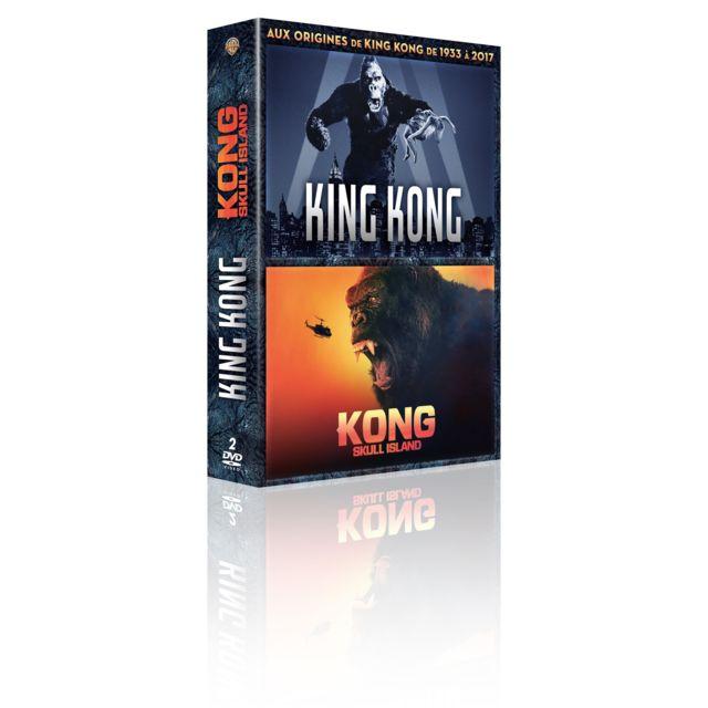 King Kong 1933 / King Kong 2016
