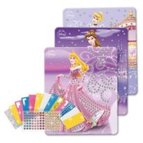 Au Sycomore - Disney Princesse - Coffret Mosaïques Disney Princesses
