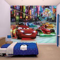 Comforium - Poster Mural Disney Cars 305 cm x 244 cm