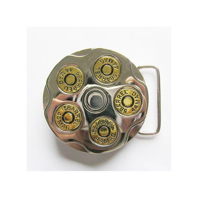 Universel - Boucle de ceinture chargeur pistolet balle militaire homme 6c3284a19e9