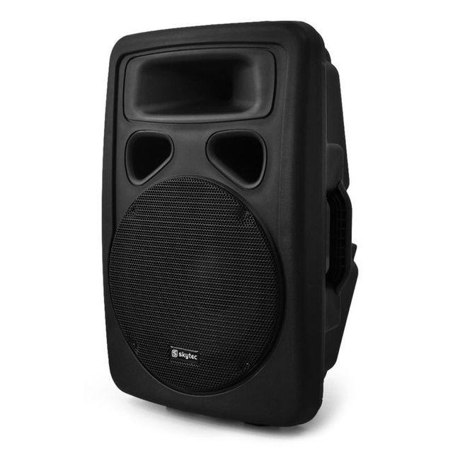 SKYTEC Enceinte Passive sono DJ PA 25 CM 300W ABS