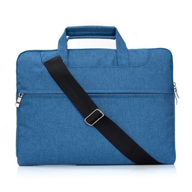 0b4a291fdd Wewoo - Sacoche pour ordinateur portable bleu 13,3 pouces et ci-dessous  Macbook
