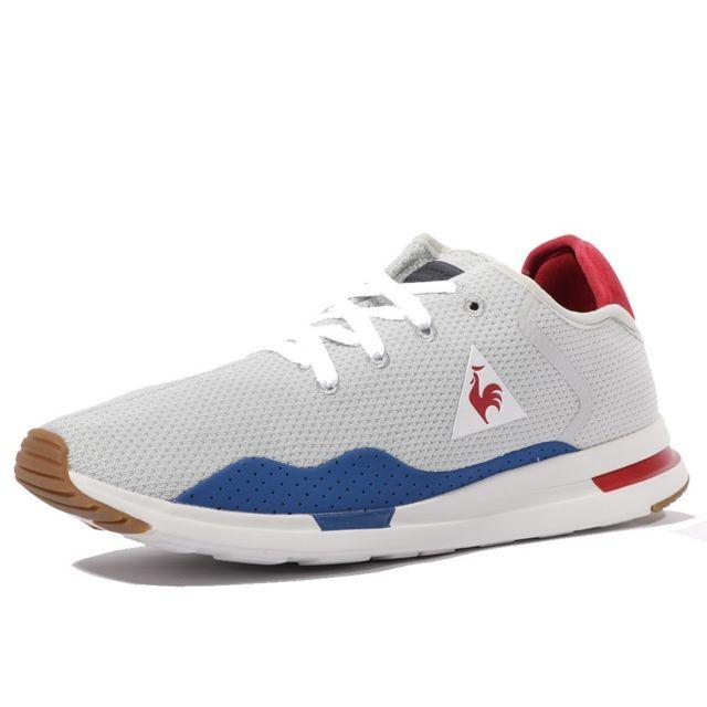 baec2179c4c Le Coq Sportif - Solas Sport Gum Homme Chaussures Gris Gris 39 - pas cher  Achat   Vente Baskets homme - RueDuCommerce