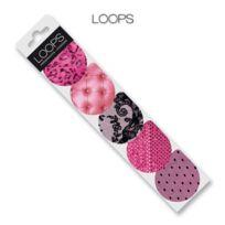 "Loops - 5 Préservatifs Pack ""Pinky"