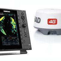 Simrad - Pack radar R2009 + Antenne Br24 4G