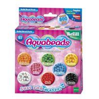 Epoch D Enfance - Perles Aquabeads : Recharge de 800 perles
