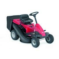 Mtd - Autoportée Minirider Smart 60 Rde ramassage integré 190cm3