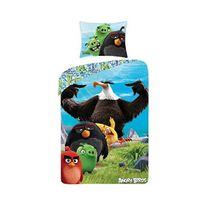 Angry Birds - Parure de lit Mighty Eagle