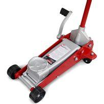 Mw-tools - Cric rouleur hydraulique 3T - montée rapide Catm300T