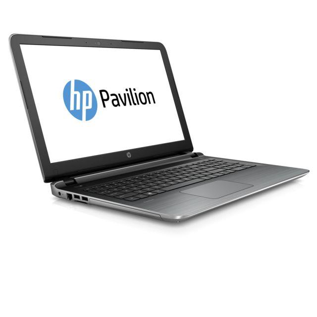 HP - Pavilion 15-AB267NF - Argent