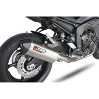Yamaha - Fz8-10/17-SILENCIEUX Echappement Red Power Inox Scorpion-76408739