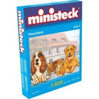 Ministeck - 31326 - Animaux 4 En 1, Circa 1600 PiÈCES