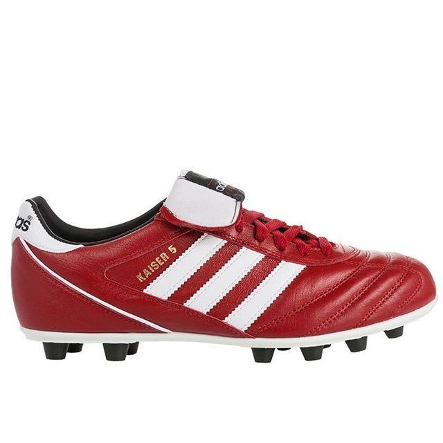 Adidas - Kaiser 5 Liga Rouge 44 - pas cher Achat   Vente Chaussures foot - f9df6ac9669e