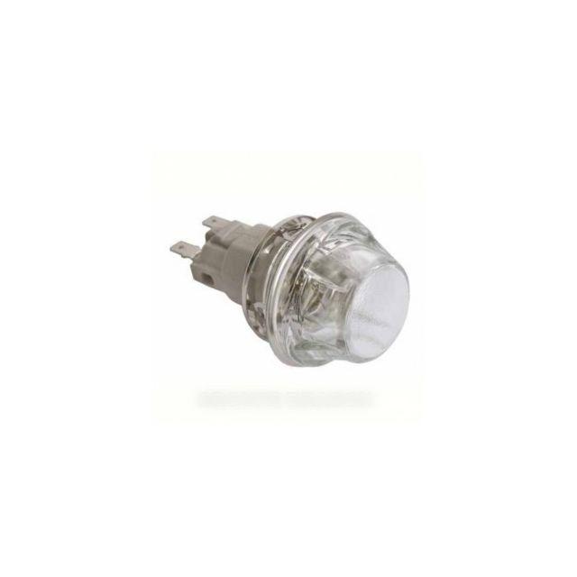 Whirlpool Ensemble hublot + douille + lampe 25w pour four